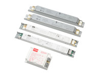 BAG and Helvar ballasts