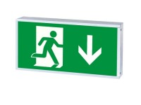 Emergency Lighting – Exitboxes