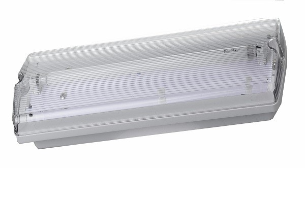 A Range Of Maintained IP65 T5 Emergency Bulkheads For Use In General Retail  And Commercial Applications For Emergency Lighting Requirements