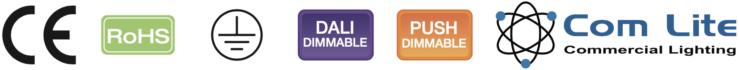 6 credit logos