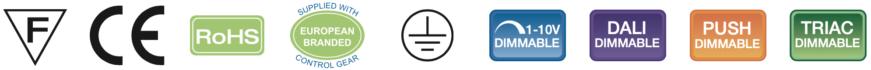 9 credit logos