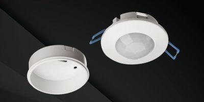 standalone-dual recessed surface mounter pir sensor